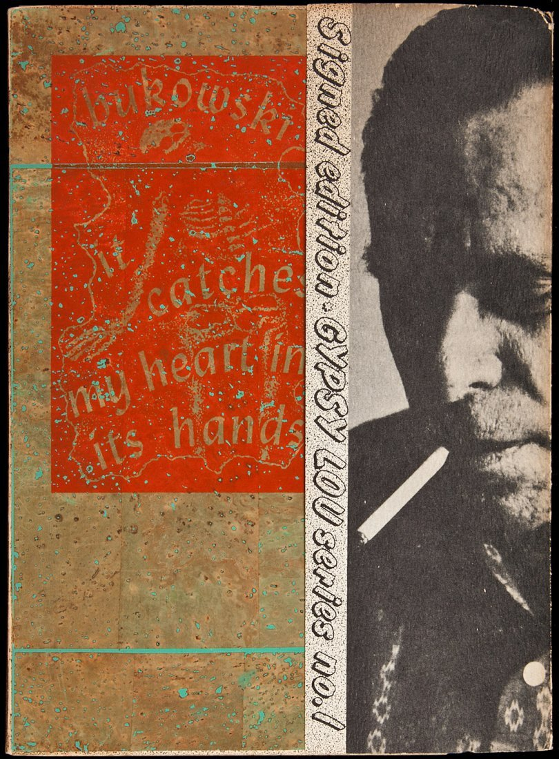 14: Bukowski It Catches My Heart in its Hands 1/777