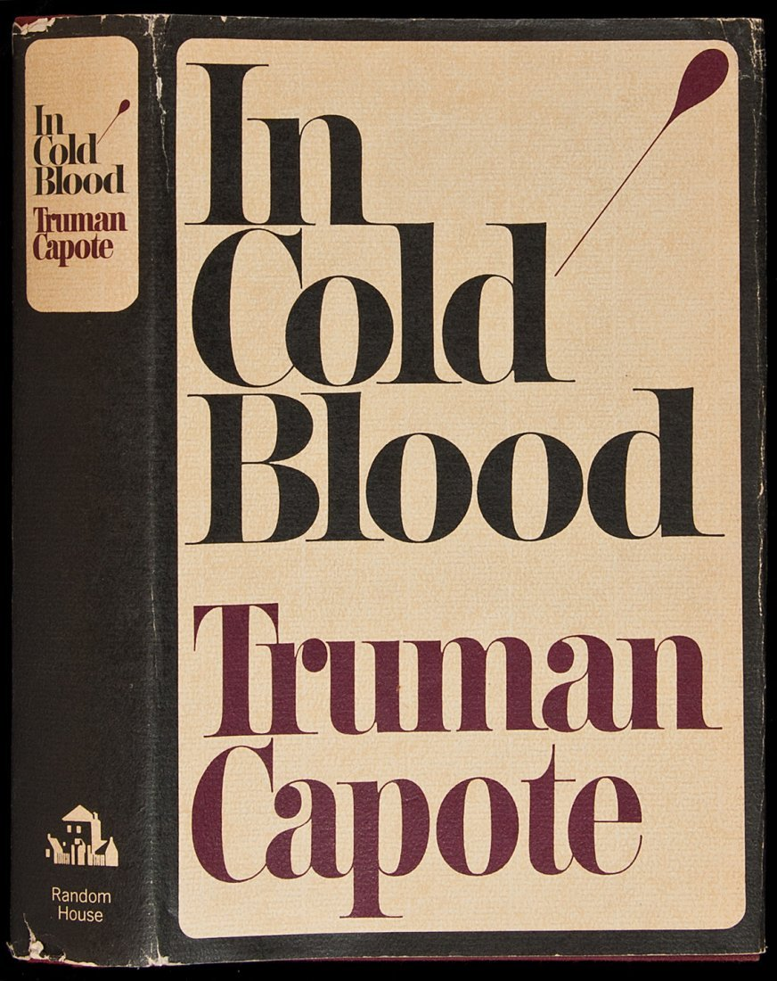 17: Truman Capote In Cold Blood