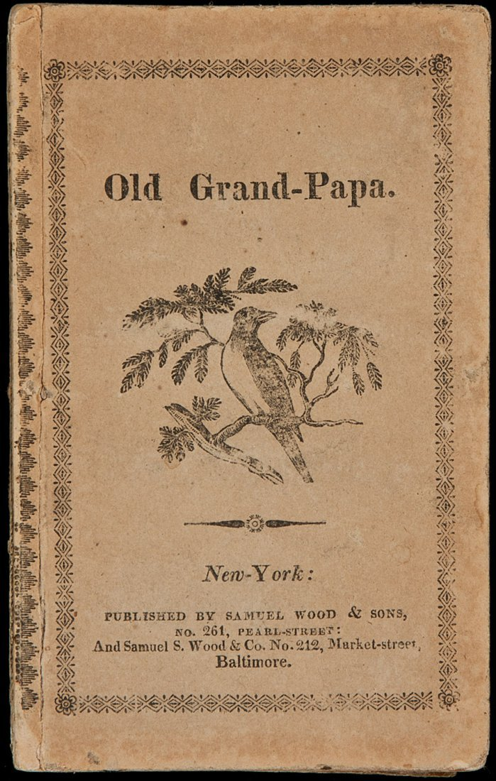 7: Old Grand-Papa, and other Poems, 1818