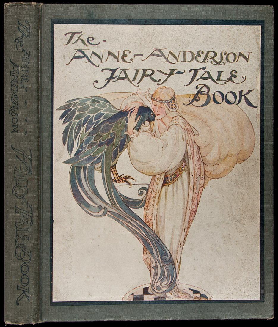 8: The Anne Anderson Fairy-Tale Book