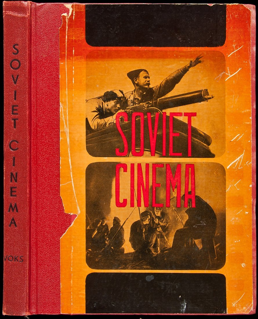 11: Rare 1935 work on the Russian Cinema