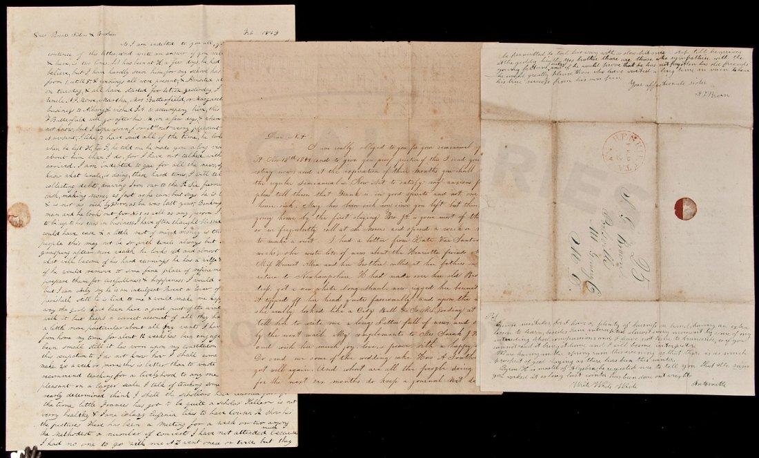 17: Archive of Antoinette Brown Blackwell