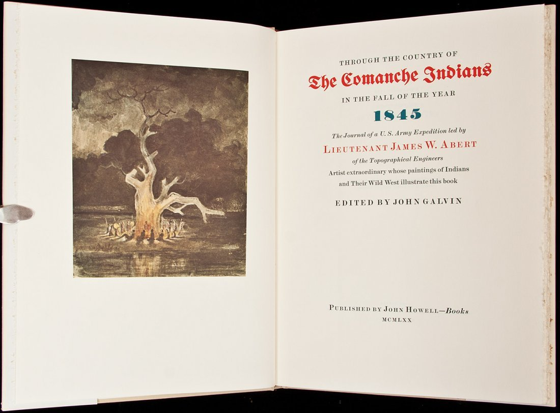 1: Through the Country of the Comanche Indians