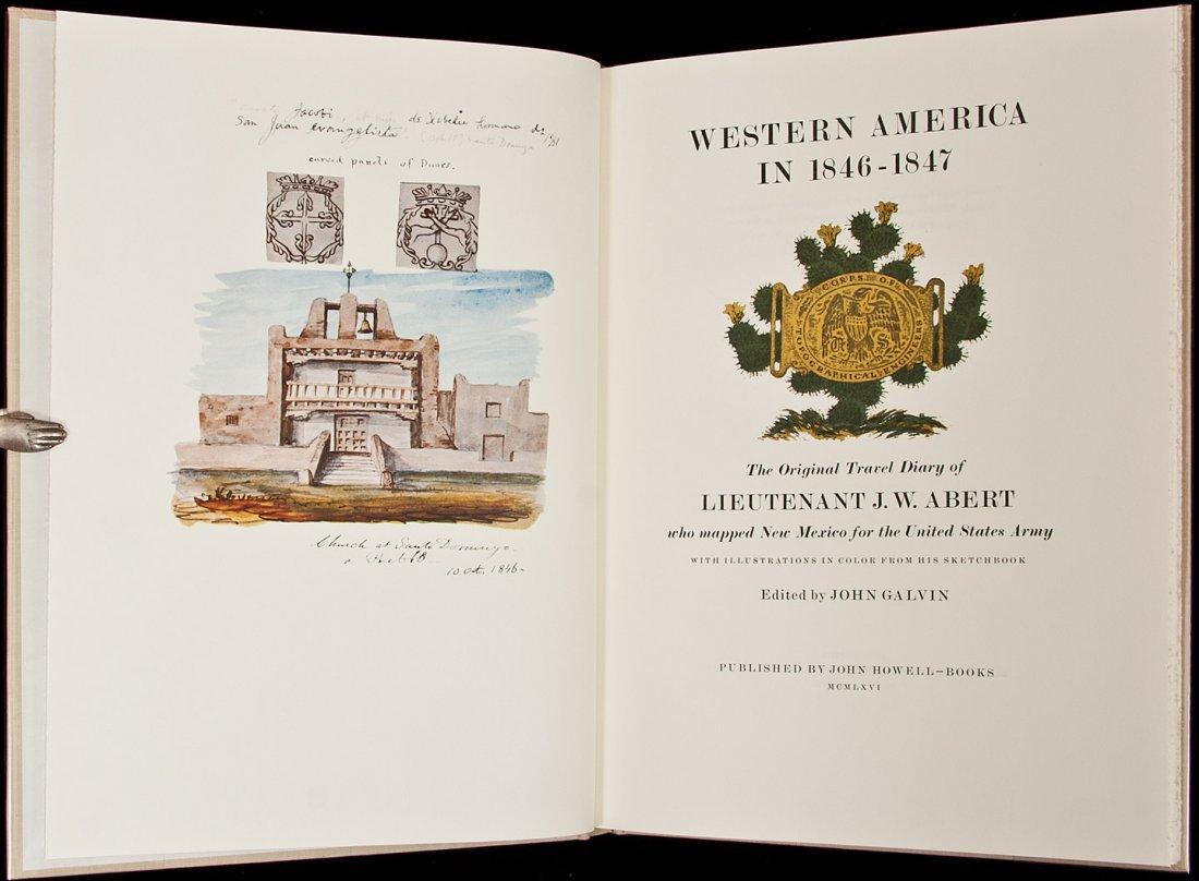 2: Western America in 1846-1847