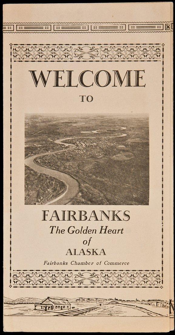 6: Welcome to Fairbanks: The Golden Heart of Alaska