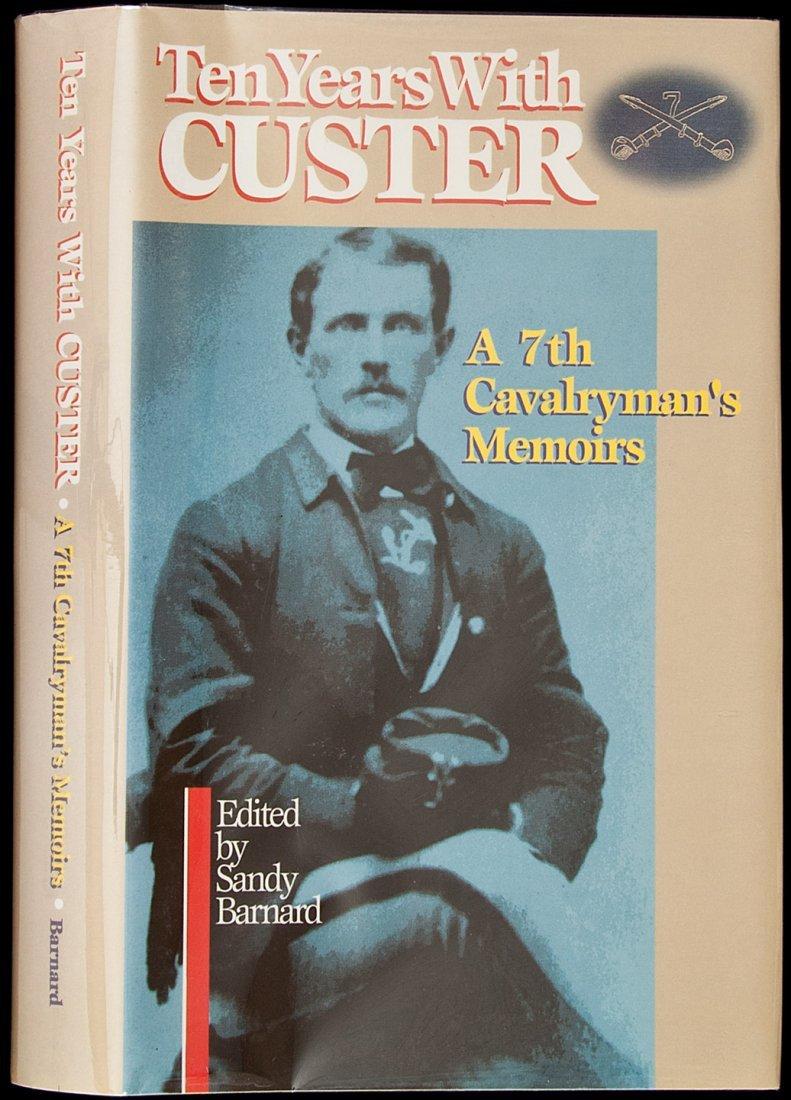 14: Ten Years with Custer: A 7th Cavalryman's Memoirs