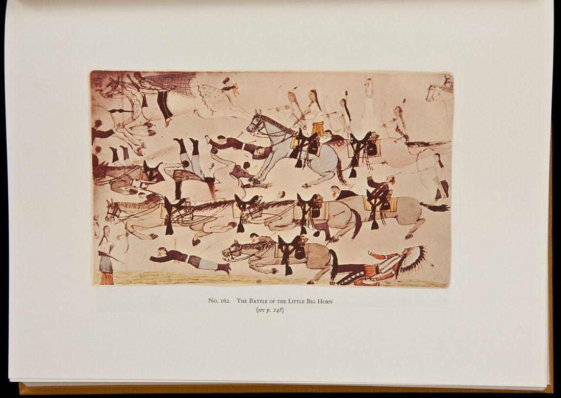 19: A Pictographic History of the Oglala Sioux