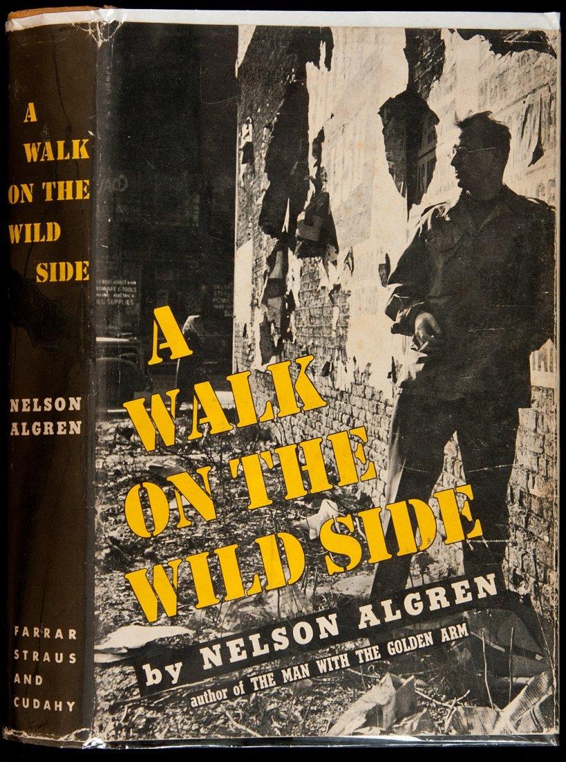 1: A Walk on the Wild Side by Nelson Algren