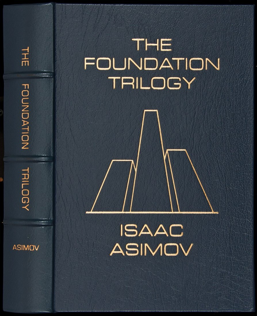 3: The Foundation Trilogy Signed Limited Edition