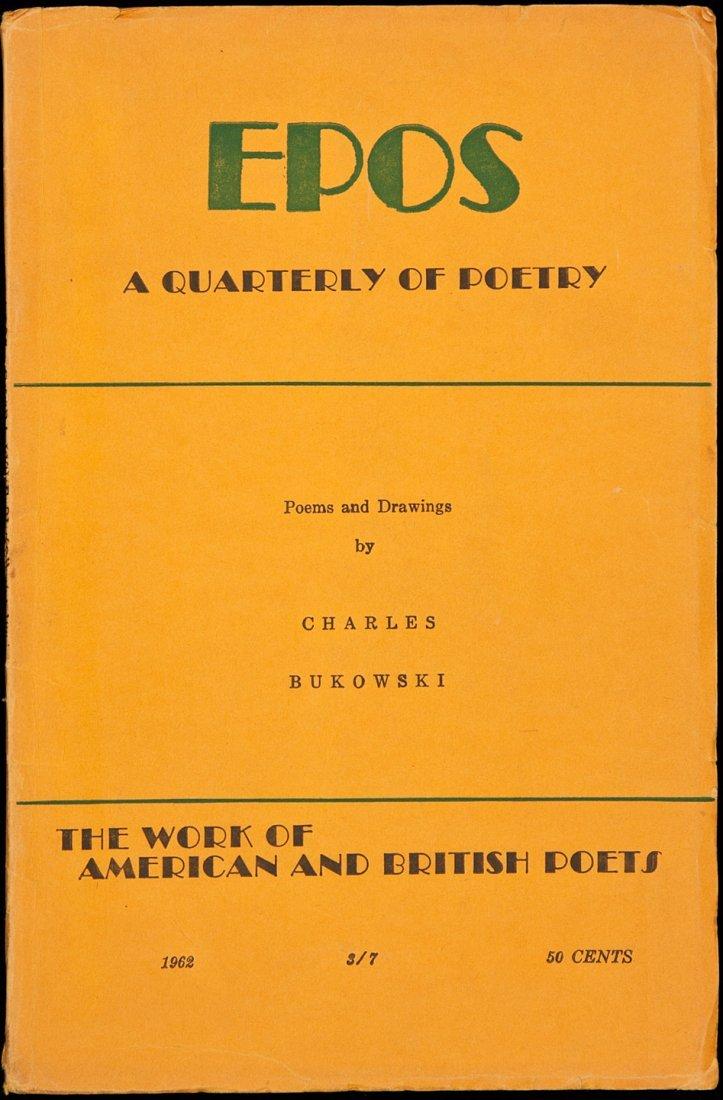 9: Charles Bukowski Poems and Drawings 1962