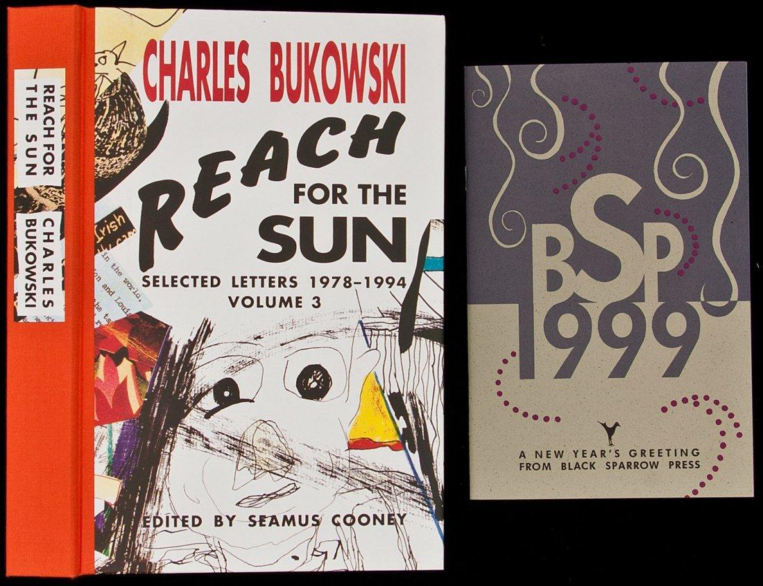 10: Charles Bukowski Reach for the Sun