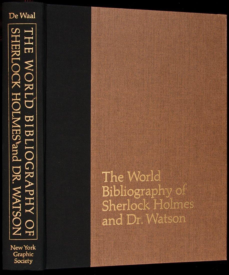 22: Bibliography of Sherlock Holmes and Dr. Watson