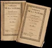 336 Humboldt Tableaux de la Nature 1828