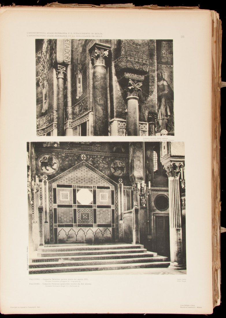 8: Arab and Norman architecture in Sicily