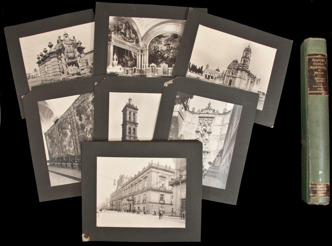 22: Spanish-Colonial Architecture in Mexico 10 vols