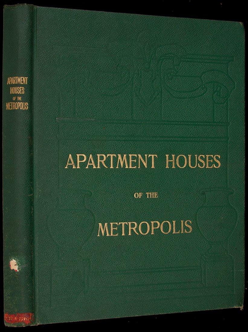 123: Apartment Houses of the Metropolis 1908