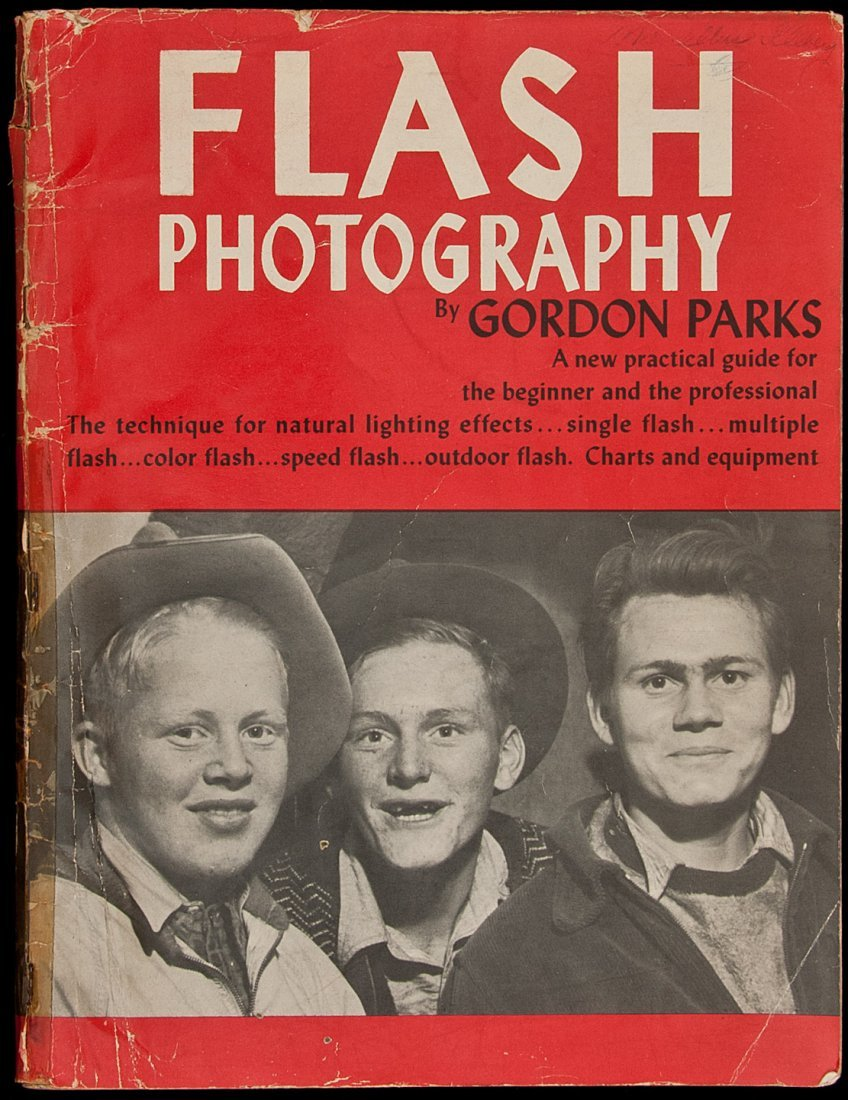 1: Flash Photography by Gordon Parks 1947