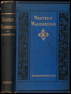 Western Wanderings: A Record Of Travel