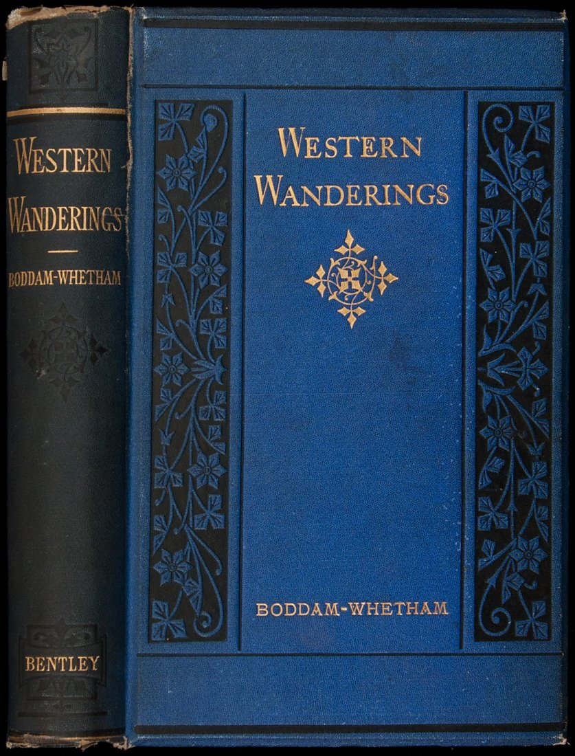 10: Western Wanderings: A Record of Travel