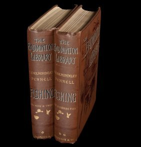 H. Cholmondeley-Pennell Fishing 2 Volumes
