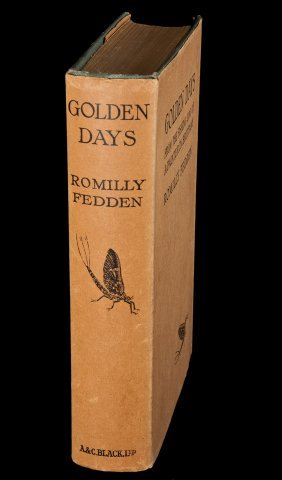 Golden Days From The Fishing-Log Of A Painter