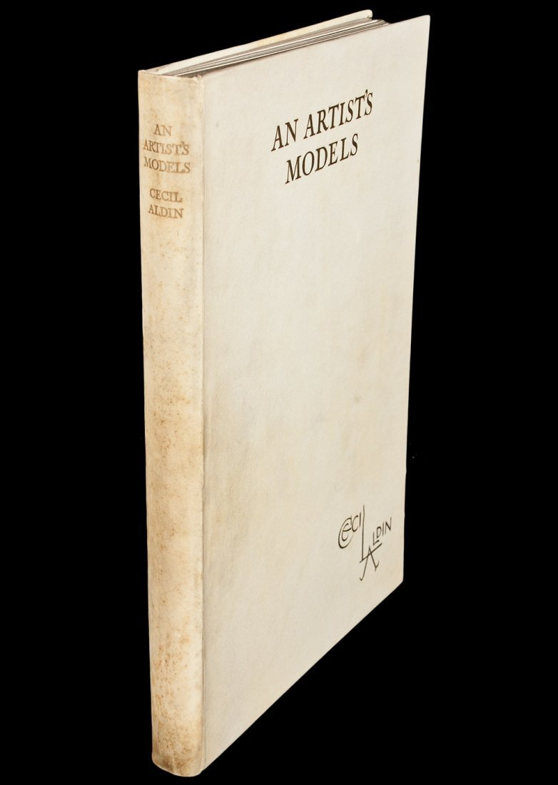Cecil Aldin An Artist's Models 1930 Limited Edn