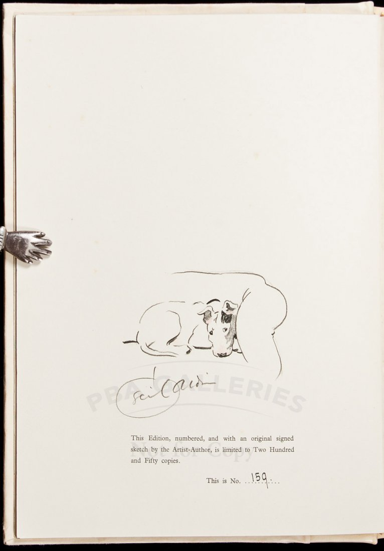 Cecil Aldin Dogs of Character Limited Edition