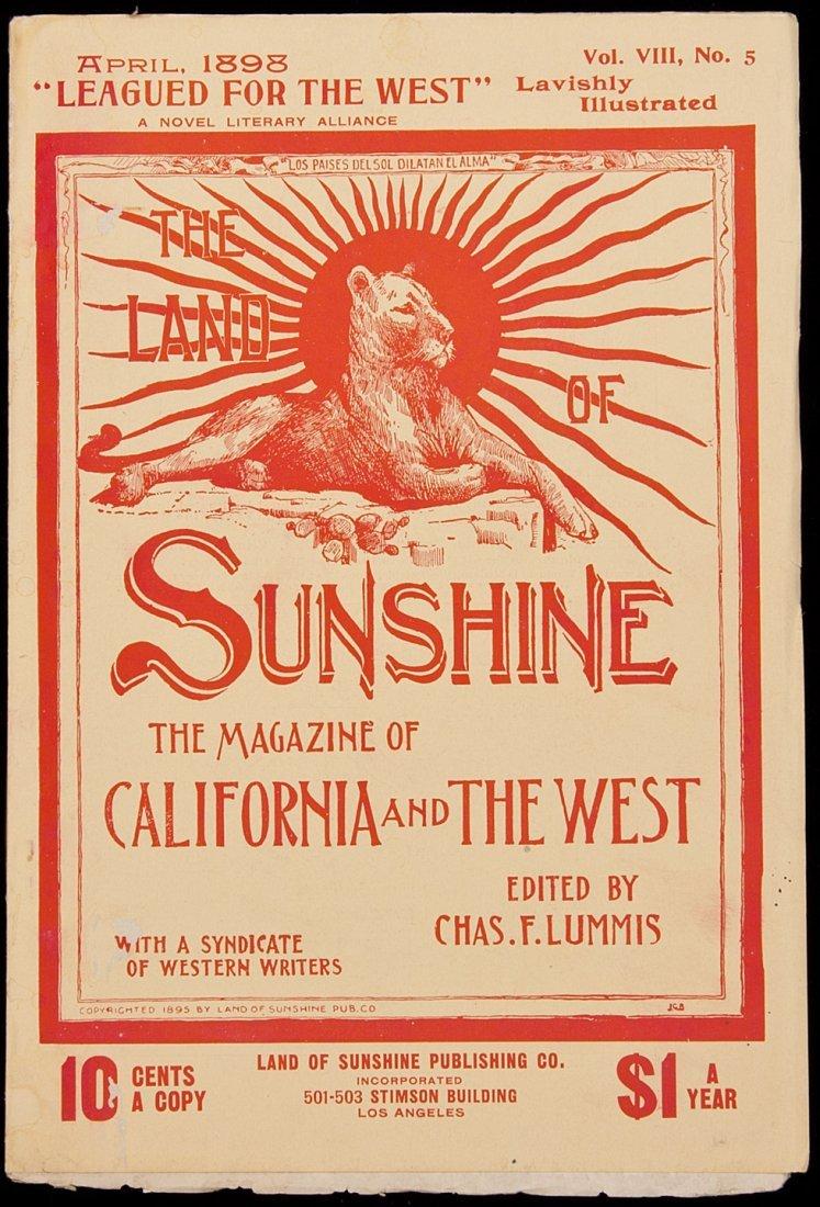 """Sweet Sin, A Story""  1898 magazine, Chinese"