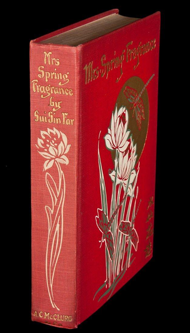 Mrs. Spring Fragrance 1912 1st ed