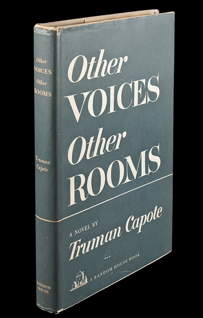 Truman Capote, Other Voices, Other Rooms 1st Ed.