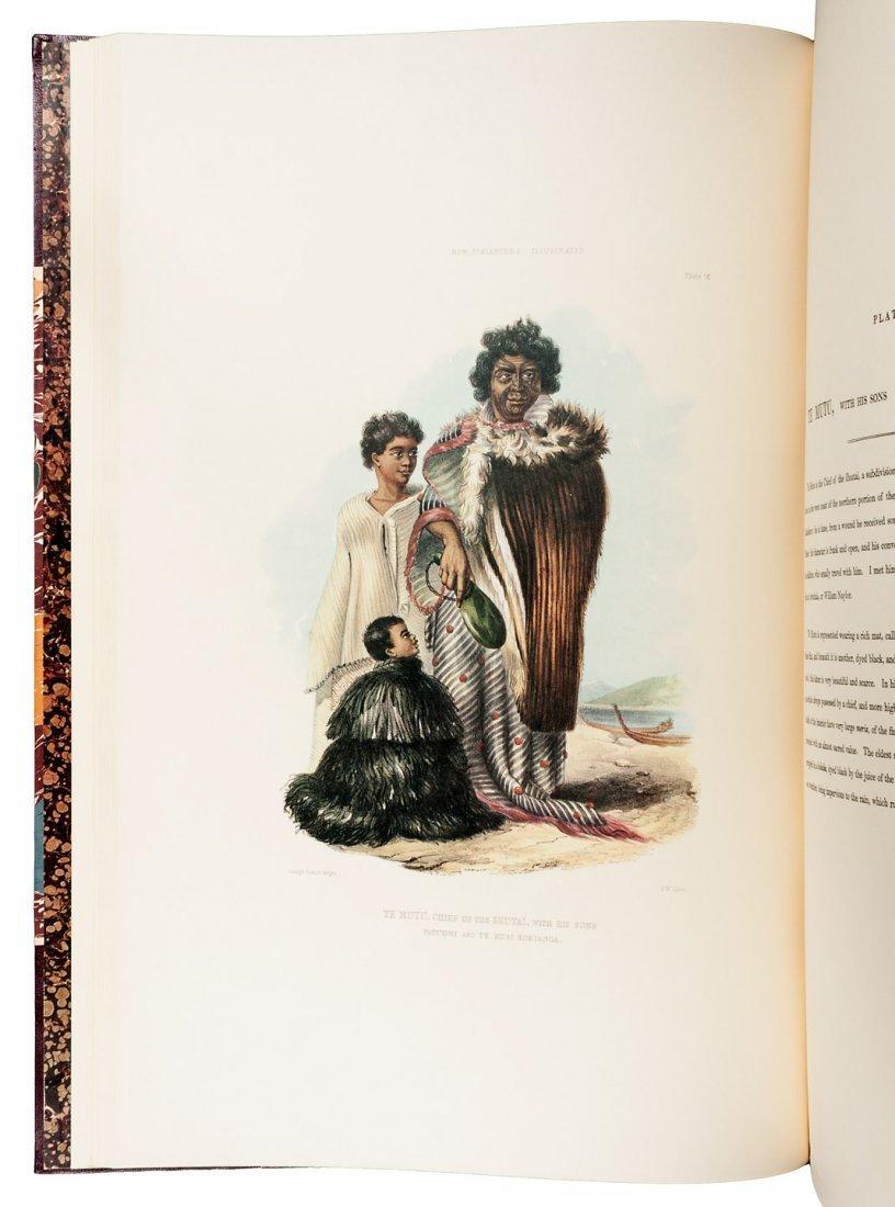The New Zealanders Illustrated - Facsimile editio