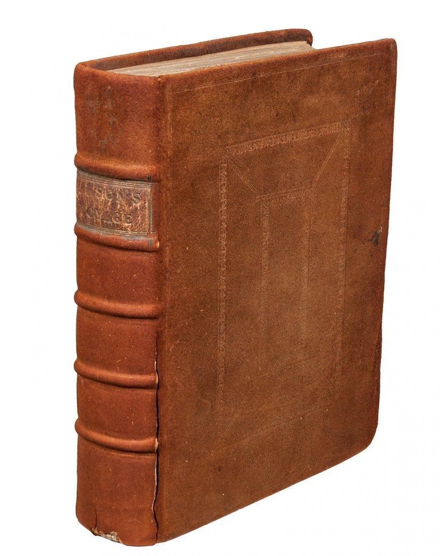 Anson's Voyage Round the World 1748