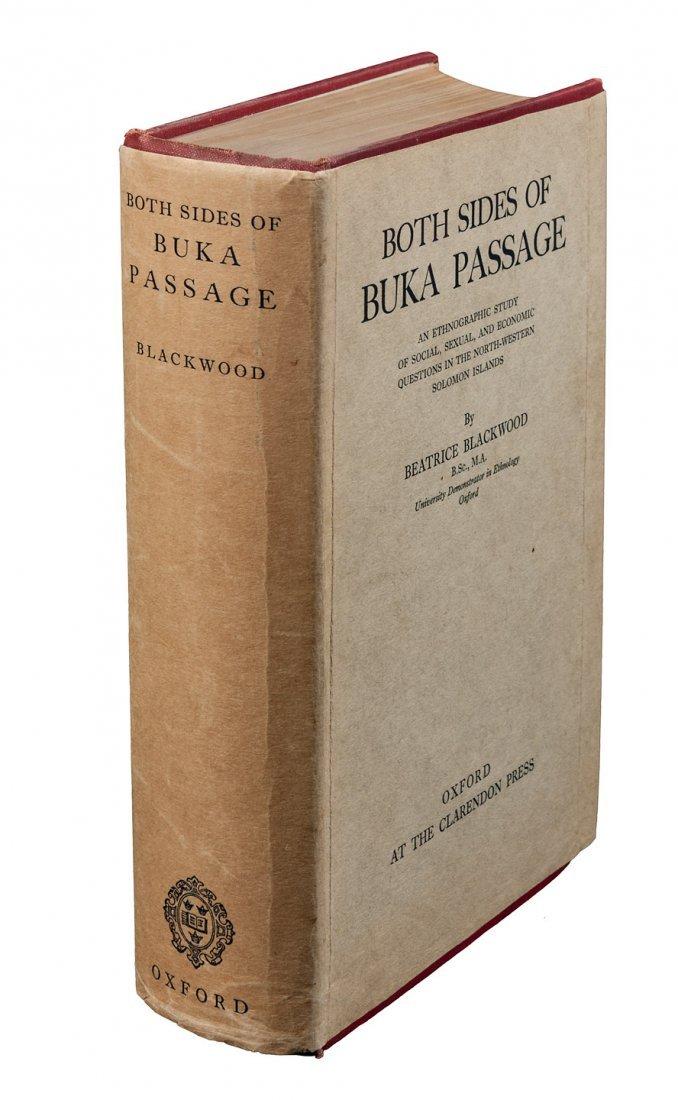 Beatrice Blackwood Both Sides of the Buka Passage