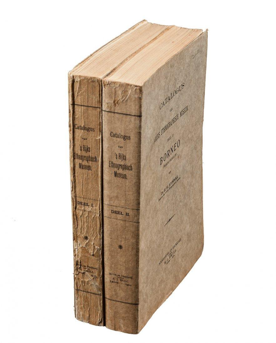 Juynboll's Ethnographisch Museum, Borneo 2 vols