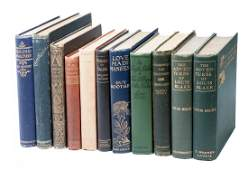 Eleven volumes on Pacific Travel