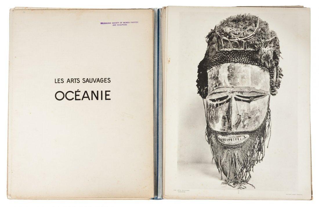 Les Arts Sauvages Oceanie 1930