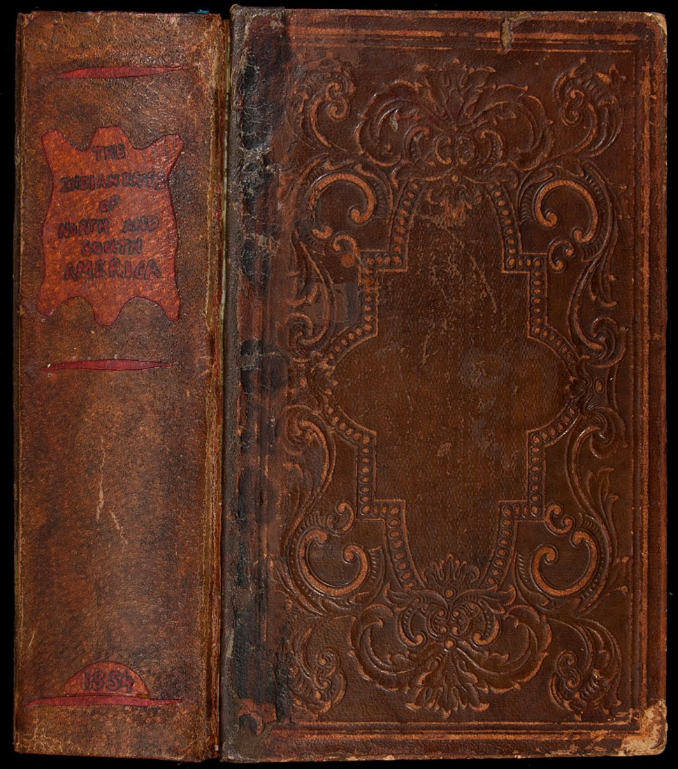 Indians of North & South America Brownell 1854