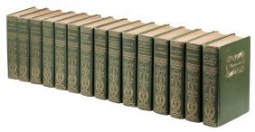 Works of Chas Dickens Illus Sterling Ed 15 vols