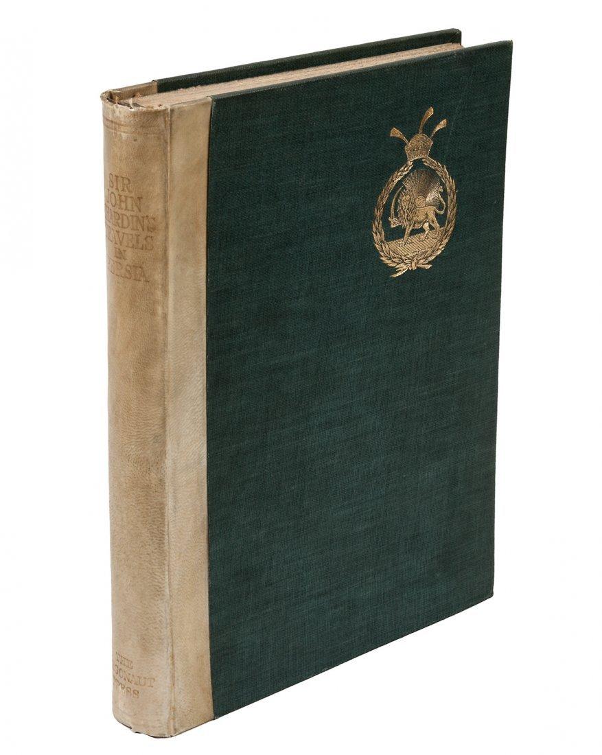 Argonaut Press, Sir John Chardin's Persian travels