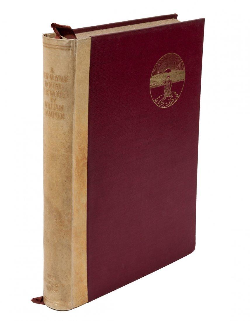 Argonaut Press, Dampier's Voyage Round the World