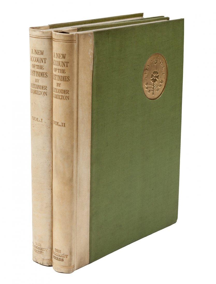 2 vol. set from Argonaut Press Travels series