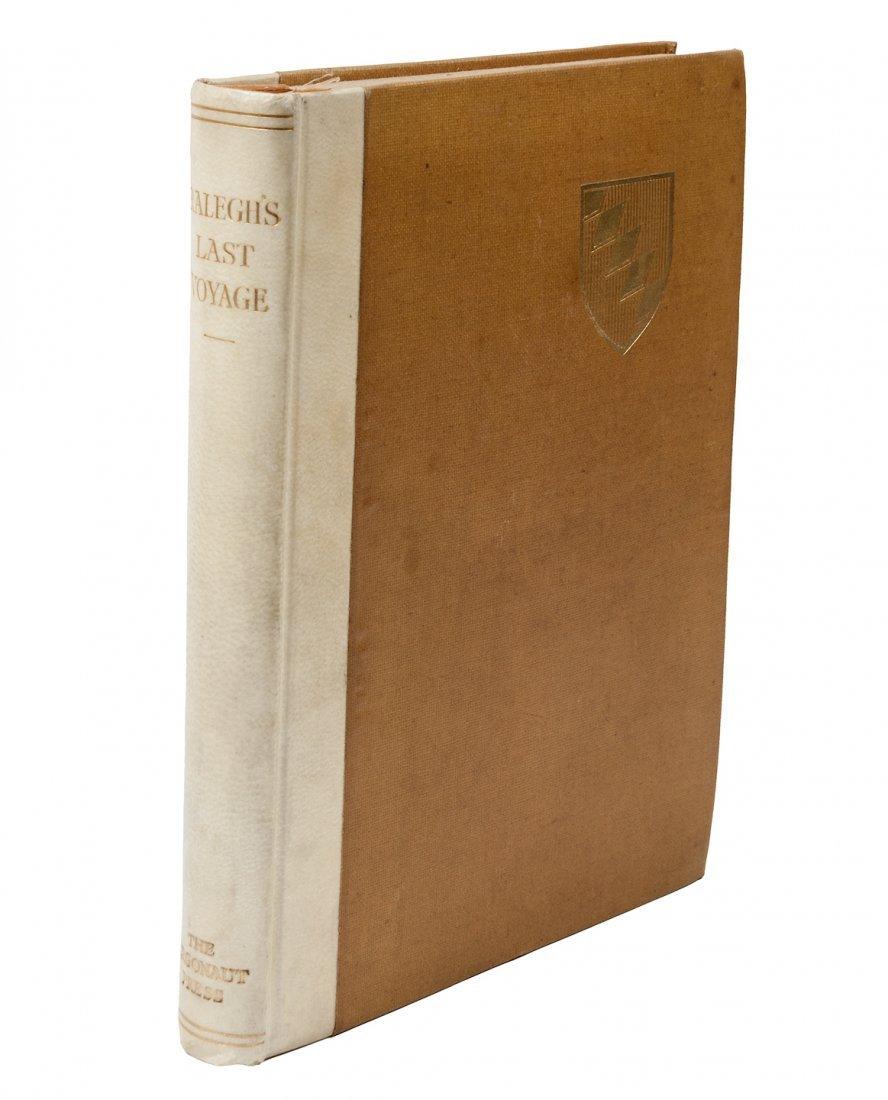 Argonaut Press, Ralegh's voyages