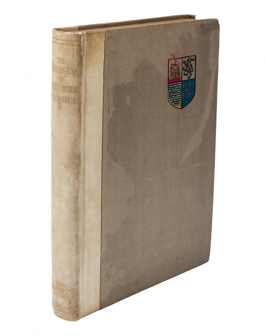 Argonaut Press, Christopher Columbus Voyages