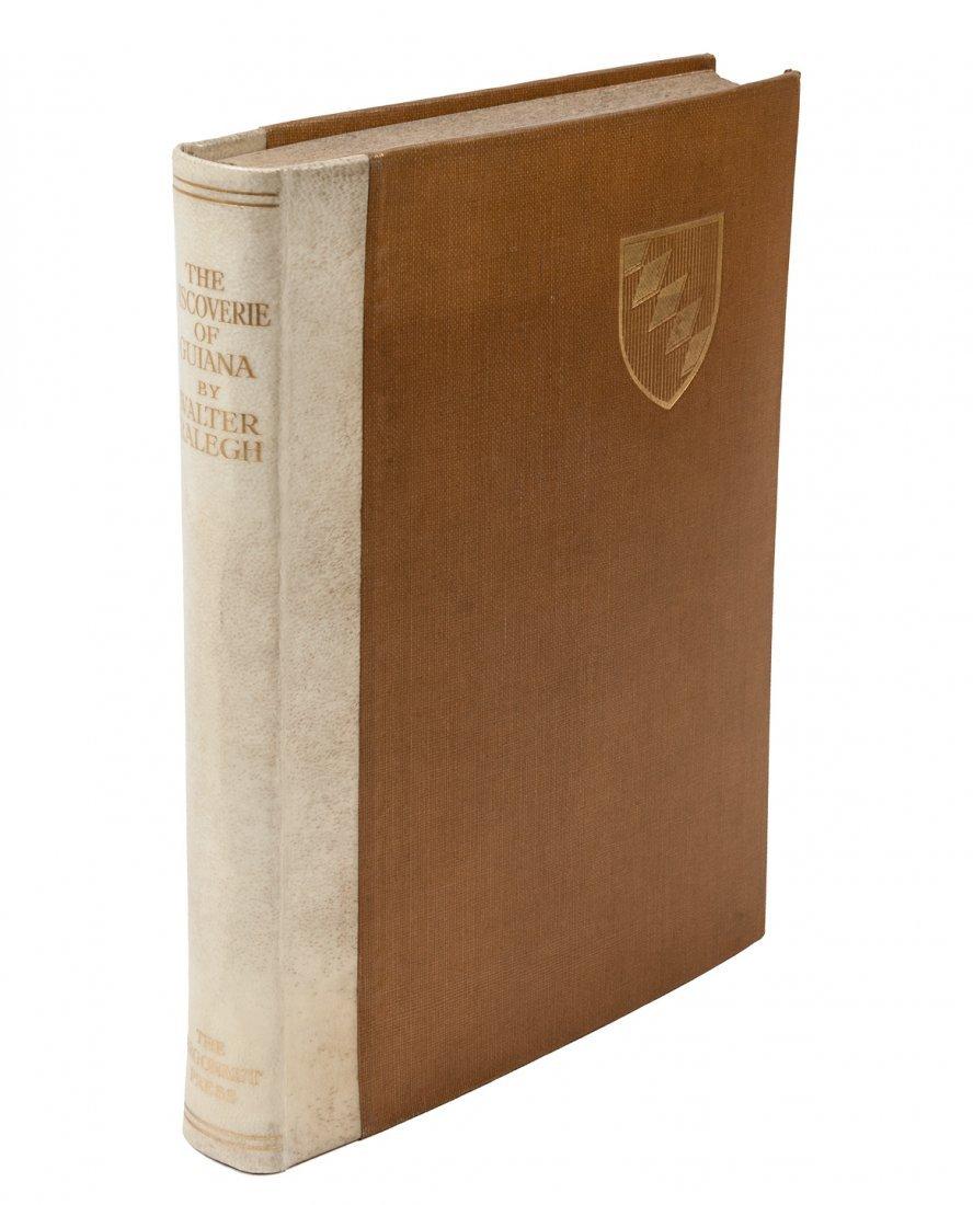 Sir Walter Ralegh's discovery of Guinea, Argonaut Press