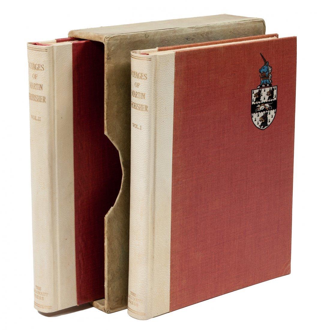 Argonaut Press, Voyages of Martin Frobisher