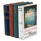 Four novels of the South Seas by H De Vere Stacpoole