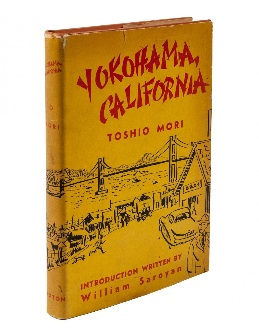 1949 First book of fiction by a Japanese-American