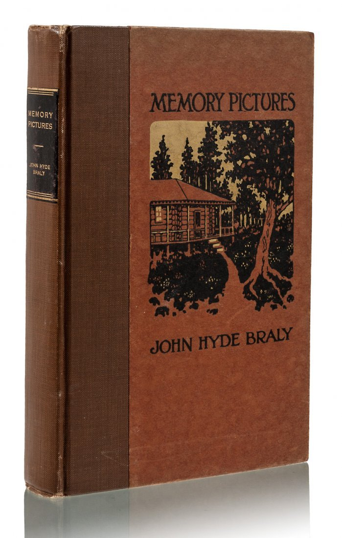 Autobiography of John Hyde Braly