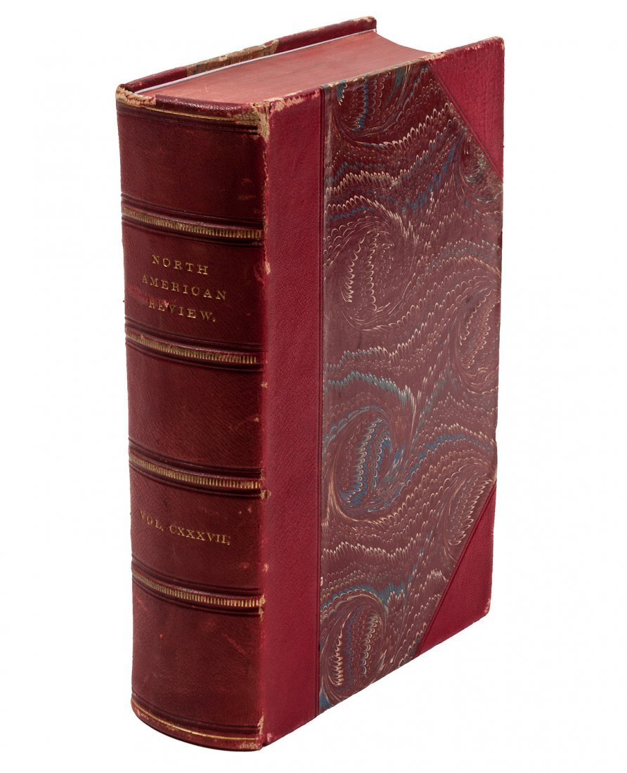 From the White House library of Chester A. Arthur - 2