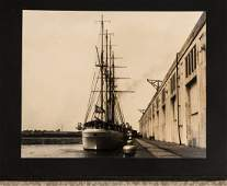 Mid century album of saling photogrpahs